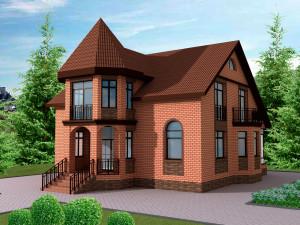Архитектурные проекты домов