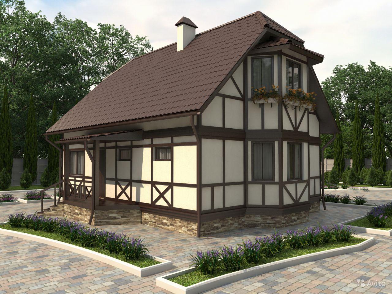 Фото немецких домов фахверков 2